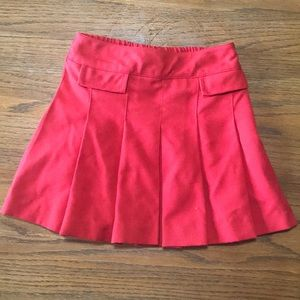 Talbots Kids Pleated Skirt
